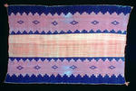 Navajo Woman's Shoulder Blanket, 1870-1880